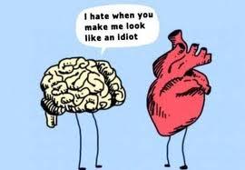 Heart vs. Head