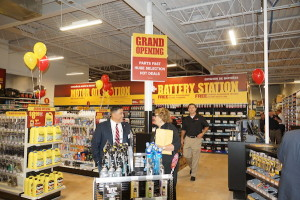 Advance Auto Parts opens in Garland