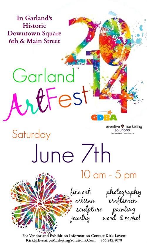 Garland Art Fest 2014