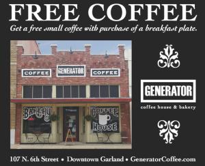 Generator Coffee