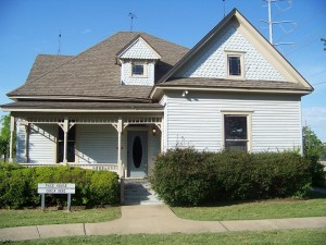 Historic Pace House in Garland