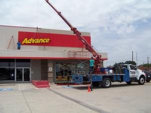 Brand new Advance Auto in Garland
