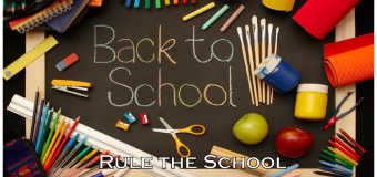 """""""Rule The School"""" & Other Library Events"""
