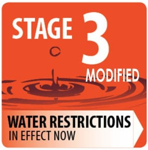 Water Restriction Garland Texas