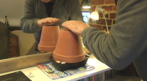Clay Pot Heater - James Hart Survival