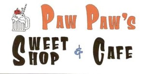 Paw Paw's Sweet Shop & Cafe in Garland