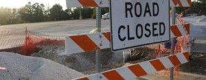 Garland Texas Road Construction