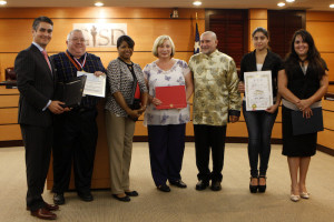 Ecolab grants GISD administration