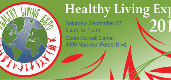 2014 Healthy Living Expo Comes to Garland