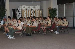 Boy Scout Troop 100 in Garland