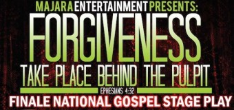 Forgiveness Take Place Behind the Pulpit