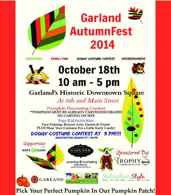 Garland Autumn Fest