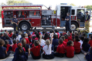 Fire Safety in Garland