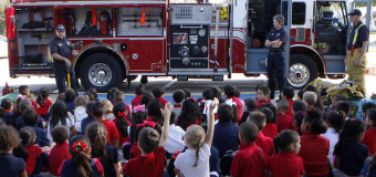 Fire Safety Celebrated Throughout District