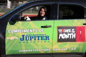 Teacher-of-Month