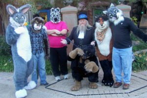 Furries in Garland
