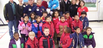 GFD Presents Kids at Caldwell with Jackets