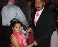 Daddy & Daughter Sweetheart Dance