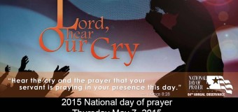 64th Annual National Day of Prayer