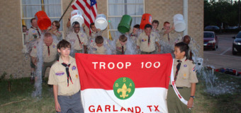 bsa troop 100‏