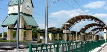 Garland Central Station