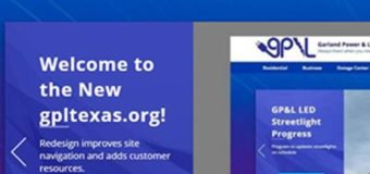 GP&L Launches New Website