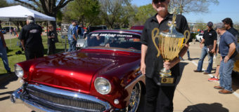 10th Annual Heights Car Show April 8