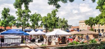 Outdoor Markets in Garland