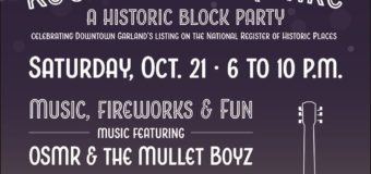 We're Rockin' the Square Oct. 21!