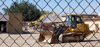 Garland's National Guard Armory Demolished