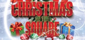 Christmas on the Square Is Dec. 7