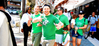Six Tips About Riding DART to the Dallas St. Patrick's Parade & Festival