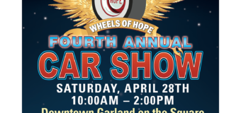 Wheels of Hope Car Show