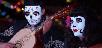 Dia de Los Muertos Downtown Garland Square