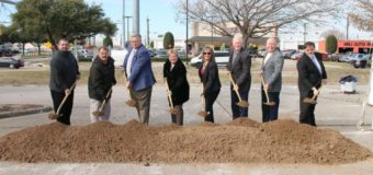 Garland and Dallas County Celebrate Major Project