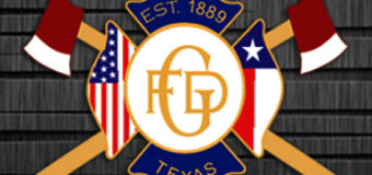 "Garland Fire ""Fills the Boot"" for Muscular Dystrophy Association"
