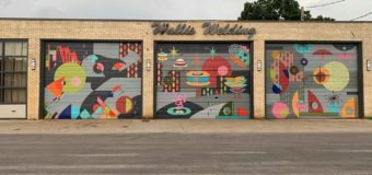 Mural, Mural on the Wall…