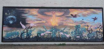 More Outdoor Art for Garland