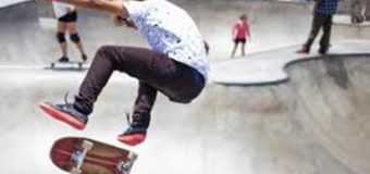 Skate Park Update