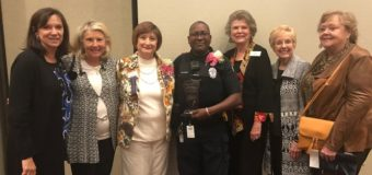 Garland PD Officer Recognized for Outstanding Service