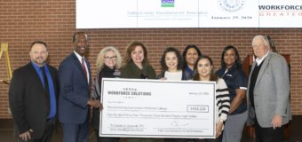 Grant for Garland Campus