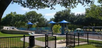 Impressive Improvements in Garland Parks