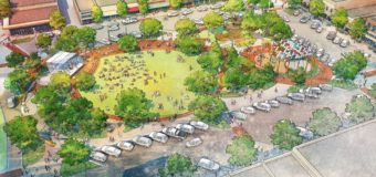 Garland Plans Makeover of Downtown Square