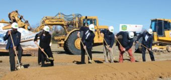 Garland Breaks Ground on New Animal Shelter