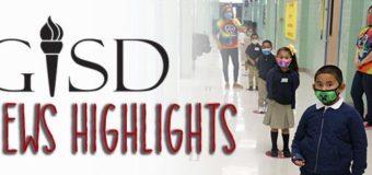 GISD Updates