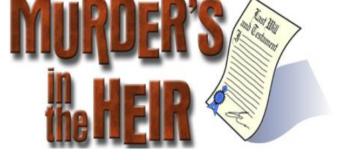 Murder's in the Heir