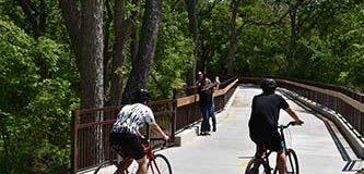 Ribbon-Cutting Celebrates New Trail at Winters Park